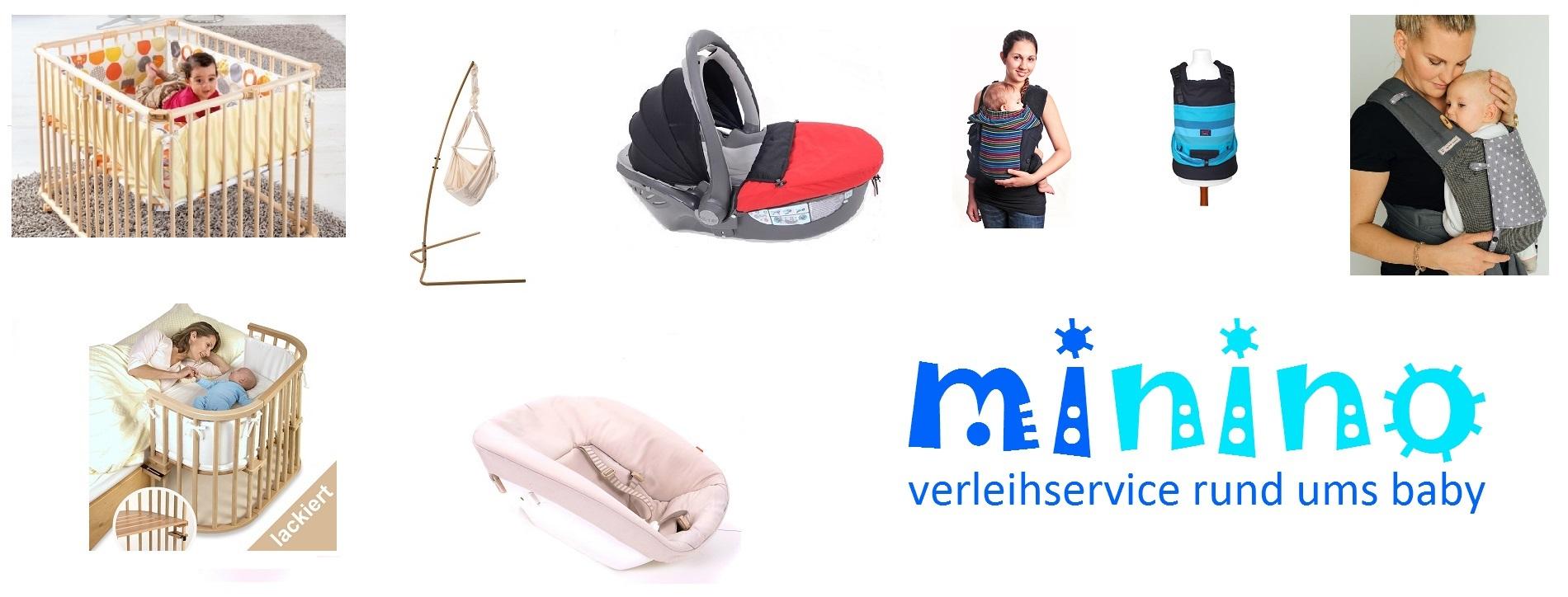 Partner von Minino – Verleihservice rund ums Baby